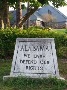 Alabama Rest Area