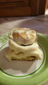 Homemade Cinammon Roll - The absolute best thing I have EVER baked!!!