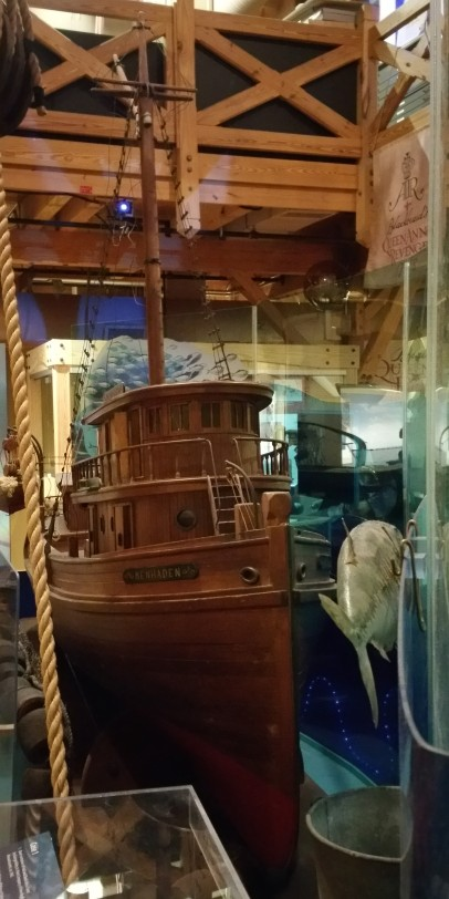 Wooden replica
